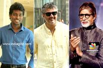 WOW ! Ajith and Amitabh Bachan together again for Atlee&#63