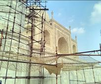 Frequent mud pack therapy harmful for Taj
