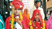 Child marriages on the rise in some parts of India, finds survey