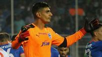 Indian Super League: Gurpreet Singh Sandhu suspended for 2 matches for 'violent conduct'