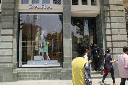 Zara opens iconic store in Mumbai's heritage building