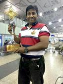 This is a dream finish for my US Open campaign, says Dinesh Babu