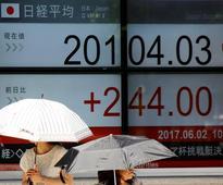 Nikkei nears two-year high as U.S. hi-tech rebound boosts mood