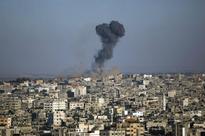 Israel Strikes Hamas Targets in Gaza After Rocket Fire on Sderot
