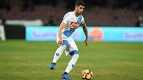 Napoli's Elseid Hysaj approached by Manchester United, Arsenal for summer addition!