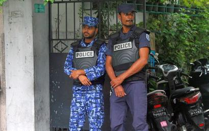 Indian journalist among 2 scribes held in Maldives