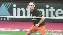 Jan O Jorgensen switch from cricket to badminton made him a hit