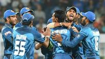 Pune T20 highlights: SL beat India by 5 wickets, lead series 1-0