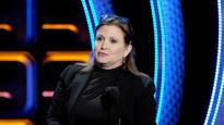 Carrie Fisher vows 'to learn' from Catherine Zeta-Jones