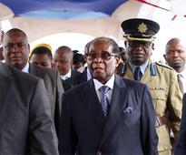 Zimbabwe's Robert Mugabe fired as ruling party leader