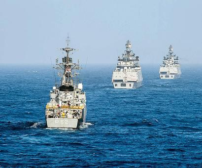 India's coming conflict with China in the Indian Ocean