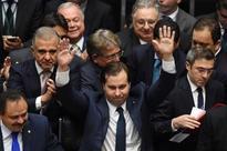 Unlikely alliance elects new house speaker in Brazil