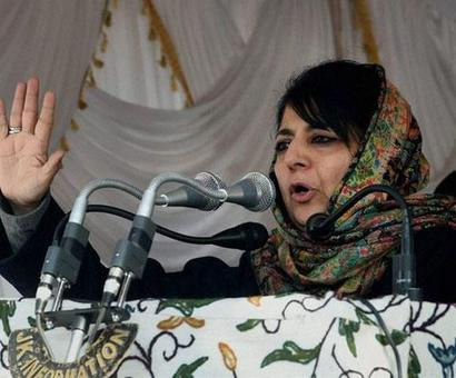 Something seriously wrong in our society: Mehbooba on Kathua rape