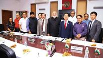 S Korea, Gujarat eye partnership in textile, chemicals, tourism