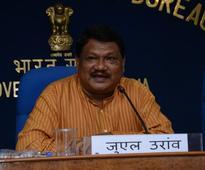 BJD demands resignation of Jual Oram over submission of false affidavit on poll expenditure