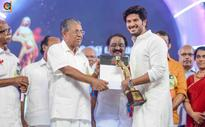 'A golden star fell from the sky into my hands,' says Dulquer Salmaan about his first Kerala State Film Award