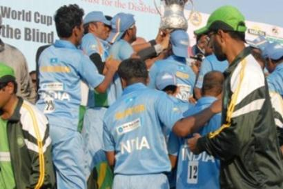 Will you support India's blind women's cricket team?