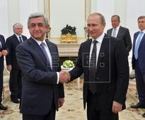 UCRANIA CRISIS  - Putin acusa a Kiev de preparar atentados terroristas en Crimea