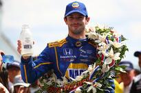 Rookie Alexander Rossi rules Indy 500 despite running out of gas