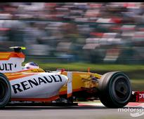 Renault is taking on Ferrari and Mercedes to become Formula1's 'big boy'