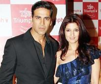 'Partners in crime' Akshay Kumar, Twinkle Khanna clock 16 years of marriage