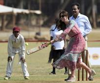 Will and Kate in India