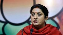 Unnao rape case: Stern action to be taken against the guilty, says Smriti Irani