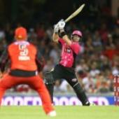 Lumb, Henriques fifties carry Sixers to second win