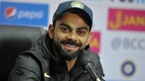 Virat Kohli says focus paramount on Champions Trophy, despite 'disturbing' blasts