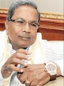Bengaluru: CM's Hublot watch complaint filed in Lokayukta special court
