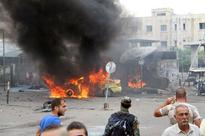 Bombs kill nearly 150 in Syrian government-held cities - monitor