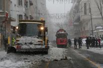 Turkish Airlines halts flights from main hub due to snowstorm
