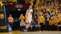 Thompson leads Warriors to victory over Houston to win...