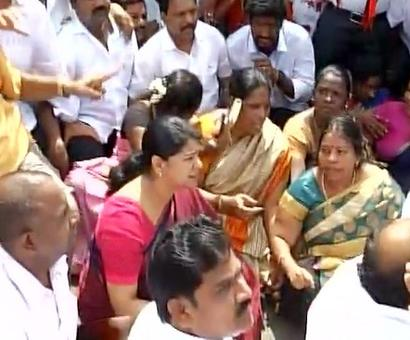Cauvery row: Stalin, Kanimozhi, Vaiko detained as TN shuts down