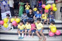Kids from India's Best Dramebaaz celebrate Kidzee's tenth anniversary