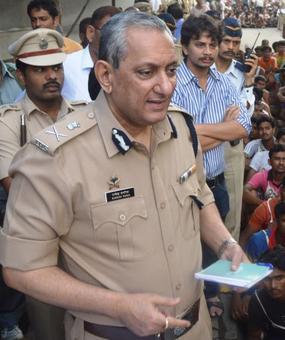 Sheena case: CBI questions ex-Mumbai top cop Rakesh Maria