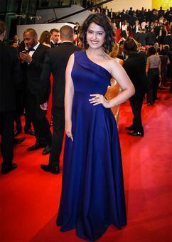 PIX: Balika Vadhu fame actress Avika Gor in Cannes