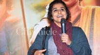 Watch: Love it when I get to punch and hit a man, confesses Vidya Balan