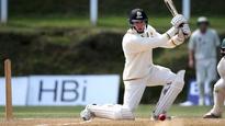 Murdoch slams century for Wellington