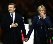 Emmanuel Macron becomes France's youngest president