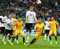 Confederations Cup 2017: Germany start campaign with narrow victory over Australia