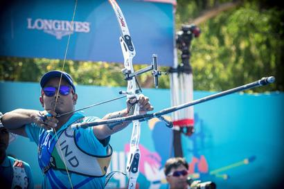 Archery: Das edges past Talukdar to qualify for Rio Olympics