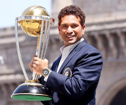 My dream was not only mine, it was a shared by a billion plus people: Tendulkar