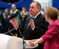 Salmond: Scotland Would Be Just Fine On Its Own