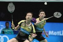 Mixed doubles pair Peng Soon-Liu Ying crash out of Macau Open