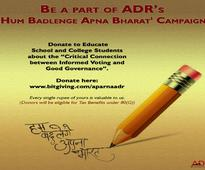 Hum Badlenge Apna Bharat : A campaign to clean politics by youngsters