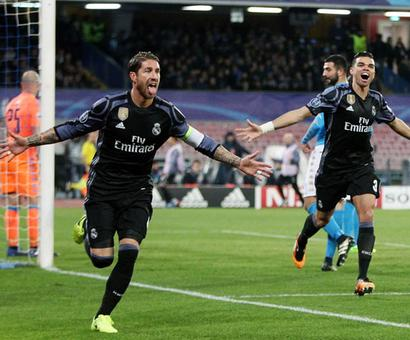 PHOTOS: Ramos double rescues Real Madrid