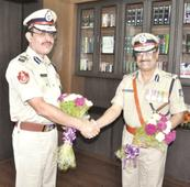 YB Khurania takes charge as Twin City Police Commissioner