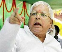 Lalu Prasad slams Arvind Kejriwal, says attacks on Africans prove that Delhi has jungle raj, not Bihar