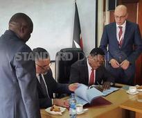 Kenya: Kenya and Iraq sign deal to boost training of diplomats